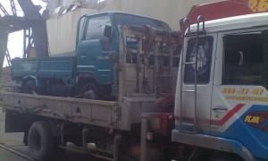 Эвакуатор в городе Владивосток КМВ Авто 9-18 ч. — цена от 1000 руб