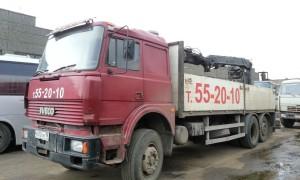 Эвакуатор в городе Ижевск ТК Транстур 24 ч. — цена от 500 руб