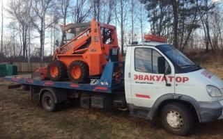 Эвакуатор в городе Брянск Эвакуатор 24 ч. — цена от 800 руб