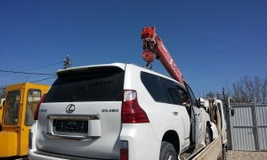 Эвакуатор в городе Крымск Денис 24 ч. — цена от 800 руб