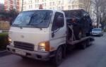 Эвакуатор в городе Кропоткин Сергей 24 ч. — цена от 800 руб