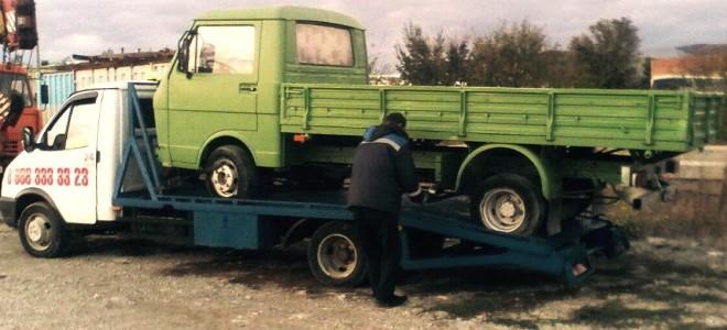 Эвакуатор в городе Геленджик Эвакуатор 24 ч. — цена от 800 руб
