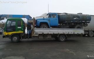 Эвакуатор в городе Нижневартовск Эдуард 24 ч. — цена от 800 руб