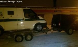 Эвакуатор в городе Вельск ИП Лыткин С.В. 24 ч. — цена от 800 руб