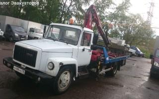 Эвакуатор в городе Ижевск Техпомощь 24 ч. — цена от 500 руб