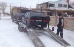 Эвакуатор в городе Орск Олег 24 ч. — цена от 800 руб