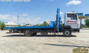 Эвакуатор в городе Саки Рефат 24 ч. — цена от 800 руб