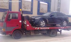 Эвакуатор в городе Екатеринбург Движение 24 ч. — цена от 800 руб