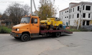 Эвакуатор в городе Павловская Слобода Алексей 24 ч. — цена от 800 руб