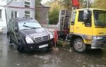 Эвакуатор в городе Усолье-Сибирское Дмитрий 24 ч. — цена от 800 руб