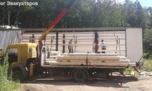 Эвакуатор в городе Фрязино Дмитрий 24 ч. — цена от 800 руб
