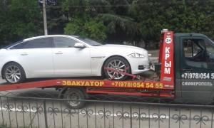 Эвакуатор в городе Симферополь Александр 24 ч. — цена от 800 руб