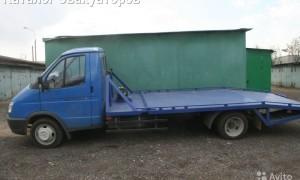 Эвакуатор в городе Бронницы Александр 24 ч. — цена от 800 руб