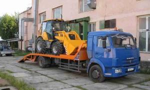 Эвакуатор в городе Казань Роберт 24 ч. — цена от 900 руб