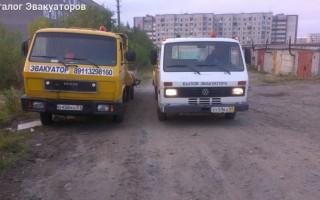 Эвакуатор в городе Мончегорск Эвакуатор 24 24 ч. — цена от 800 руб