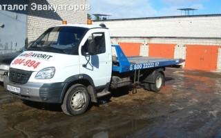 Эвакуатор в городе Саратов Авто Фаворит 24 ч. — цена от 500 руб