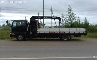 Эвакуатор в городе Елабуга Фаниль 24 ч. — цена от 800 руб