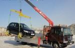 Эвакуатор в городе Сызрань АбвСпецЭвакуатор 24 ч. — цена от 800 руб