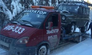 Эвакуатор в городе Тюмень Буксир 72 24 ч. — цена от 600 руб