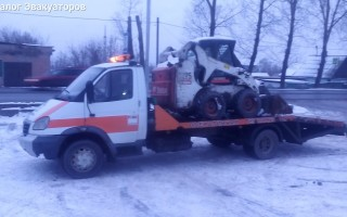 Эвакуатор в городе Кемерово Питлейн 24 ч. — цена от 800 руб