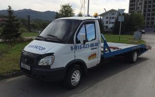Эвакуатор в городе Владикавказ Эвакуатор 24 ч. — цена от 800 руб