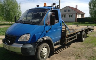 Эвакуатор в городе Лысково Эвакуация 24 ч. — цена от 1000 руб