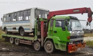Эвакуатор в городе Чусовой Олег 24 ч. — цена от 500 руб