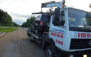 Эвакуатор в городе Великие Луки Николай 24 ч. — цена от 1300 руб