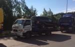 Эвакуатор в городе Чебоксары SPAS 21 24 ч. — цена от 800 руб
