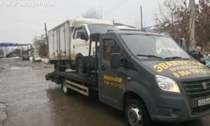 Эвакуатор в городе Кимры Эвакуатор 25 ч. — цена от 800 руб