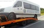 Эвакуатор в городе Ханты-Мансийск ИП  Медведев 24 ч. — цена от 800 руб