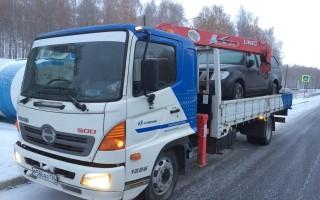 Эвакуатор в городе Ачинск Сергей 24 ч. — цена от 800 руб