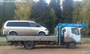 Эвакуатор в городе Канск Эвакуатор 24 ч. — цена от 800 руб