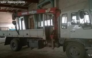 Эвакуатор в городе Ангарск Сергей 24 ч. — цена от 500 руб