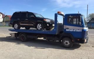 Эвакуатор в городе Асбест Андрей 24 ч. — цена от 800 руб