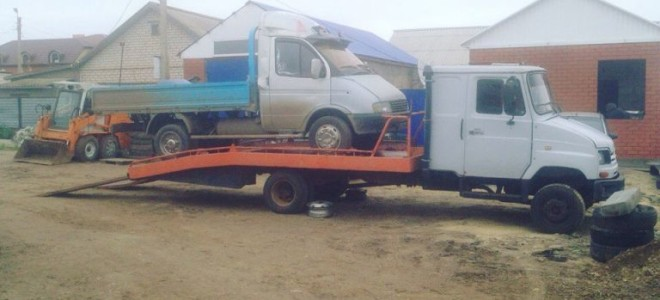 Эвакуатор в городе Элиста Техпомощь 24 ч. — цена от 800 руб