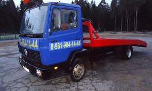Эвакуатор в городе Луга Эвик 24 ч. — цена от 800 руб