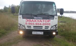 Эвакуатор в городе Шарыпово Bладислав 24 ч. — цена от 1500 руб