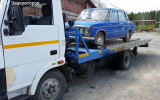 Эвакуатор в городе Верхняя Салда Авто Ива 24 ч. — цена от 800 руб