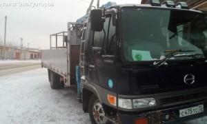 Эвакуатор в городе Шадринск Эвакуатор 24 ч. — цена от 800 руб