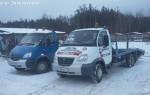 Эвакуатор в городе Соликамск Эвакуатор 24 ч. — цена от 500 руб