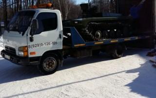 Эвакуатор в городе Подольск Angel 24 24 ч. — цена от 1000 руб