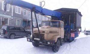 Эвакуатор в городе Лабытнанги Алексей 24 ч. — цена от 800 руб