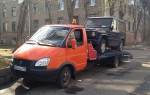 Эвакуатор в городе Москва Юрий 9-21 ч. — цена от 700 руб