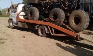 Эвакуатор в городе Красноармейск-2 Эвакуатор 24 ч. — цена от 800 руб