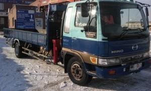 Эвакуатор в городе Троицк Сергей 24 ч. — цена от 500 руб