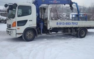 Эвакуатор в городе Горно-Алтайск Виталий 24 ч. — цена от 500 руб