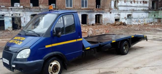 Эвакуатор в городе Самара Эвакуатор 24 ч. — цена от 800 руб