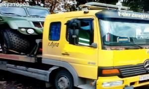 Эвакуатор в городе Луга Эвакуатор 24 ч. — цена от 1000 руб