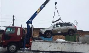 Эвакуатор в городе Новомосковск Борис 24 ч. — цена от 800 руб